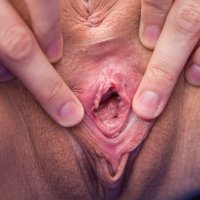 Small vagina opening of amateur girl