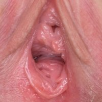 Looking inside the neat vagina of sweet girl Charlotte